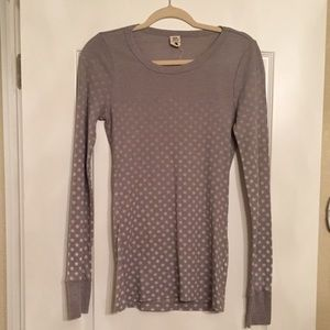 Free People Faded Star Thermal Top
